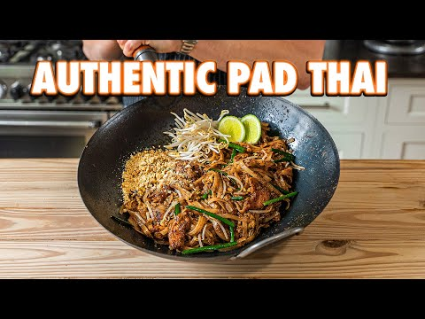 Easy Authentic Pad Thai At Home