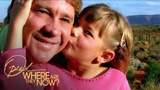 Extended: 8-Year-Old Bindi Irwin Wanted To Deliver Her Father's Eulogy | Where Are They Now | OWN