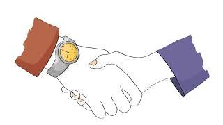Doodlevide для компания «Акс Финанс» работающей в сфере микрокредитования.