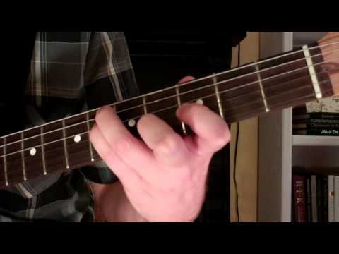 How To Play the Ebsus4 Chord On Guitar (E flat suspended fourth) 4th