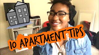 10 Apartment Tips (What I Wish I Knew Before Getting An Apartment)