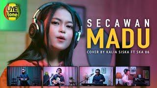Chord Kunci Gitar dan Lirik Lagu Secawan Madu Cover Kalia Siska feat SKA 86, Semula Ku Mengagumi