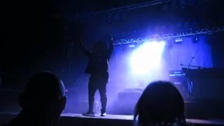 D'Angelo - Prayer live in Hamburg 2015 (Intro)