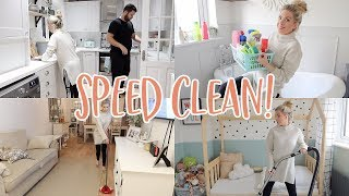 AUTUMN SPEED CLEAN & THE PRODUCTS I USED! | KATE MURNANE