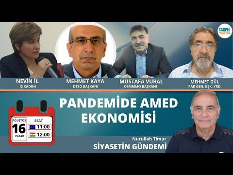 PANDEMİDE AMED EKONOMİSİ-ÇARPEL TV