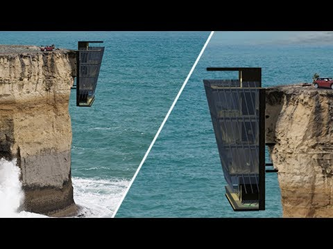 Jaw-Dropping Houses That Defy Gravity