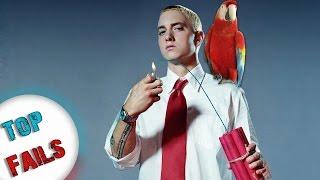 Eminem feat MC Parrot 😎  Лучшие Приколы за Февраль 2017 ||Top Fails||
