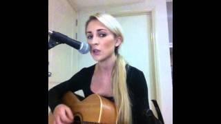 Australian Girl Singing Tagalog Walang Iba Ezra Band