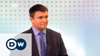 Klimkin: Russland verletzt Minsker Abkommen   DW Nachrichten