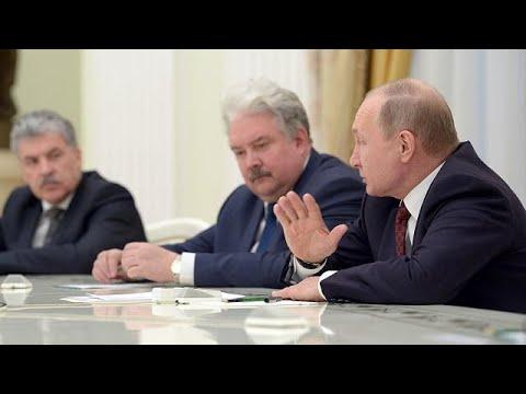 Βλαντιμίρ Πούτιν: Περί έρωτα κι εξοπλισμών