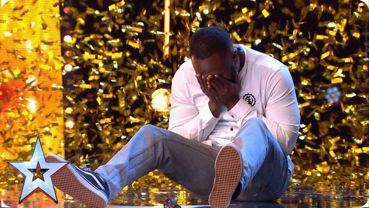 Comedian Kojo gets Simon's GOLDEN BUZZER | Auditions | BGT 2019 Screenshot Download