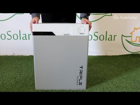 An Introduction To The New SolaX Battery - смотреть онлайн