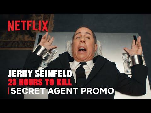 Jerry Seinfeld: 23 Hours To Kill Movie Trailer