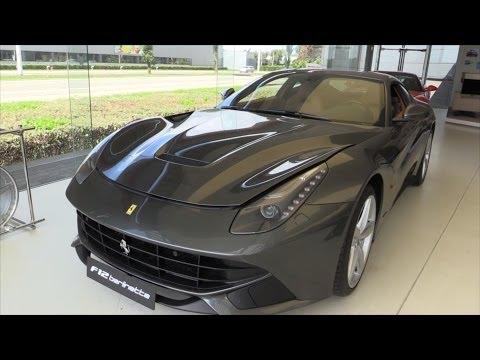 Ferrari F12 Berlinetta 2015 In Depth Review Interior Exterior