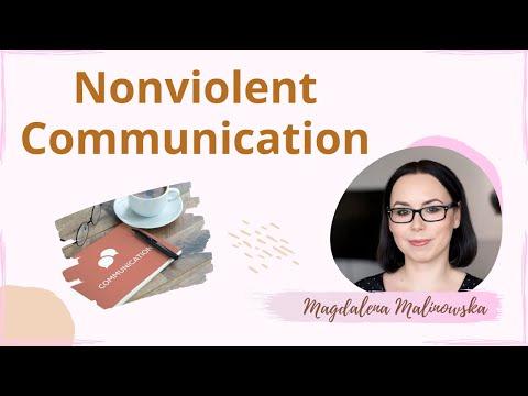 Nonviolent Communication (NVC)   Magdalena Malinowska   YOUth ...