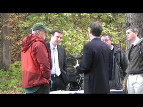 Bikes Belong Grant - Congressman Chris Murphy Speaking