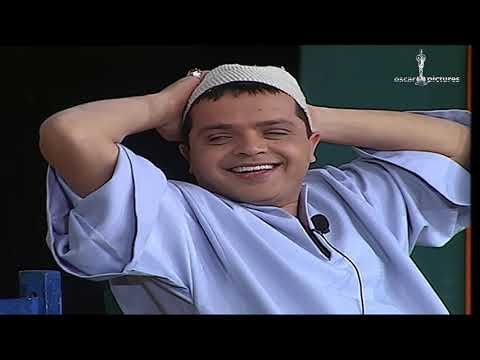المسرح كله اتقلب ضحك بسبب هنيدي واحمد حلاوة   ابراهيم معوض 😂😂