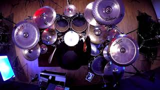 Gambar cover #17 Slipknot - Disasterpiece - Drum Cover