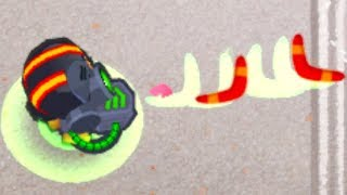 The Most Bizarre Sniper Spot That Actually Works! (Bloons TD