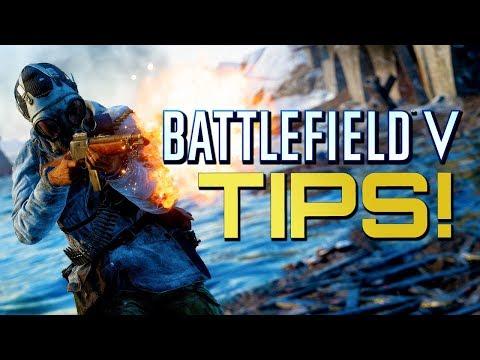 Battlefield 5: Tips for those struggling! (Battlefield V Guides)