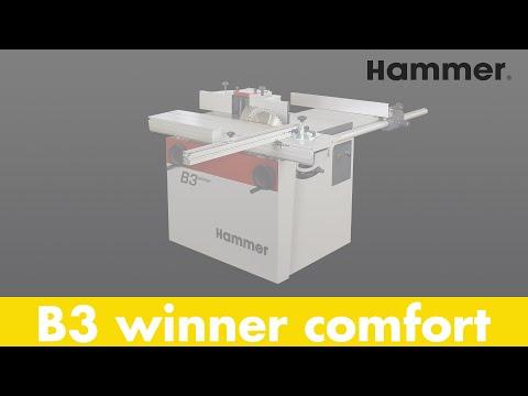 HAMMER B3 Winner