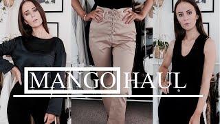 Mango Try On Haul | 2019