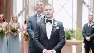 This Groom Has The Purest Reaction To Seeing The Bride   BSR Wedding Films