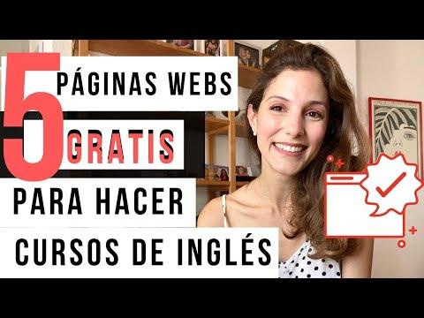 Donde hacer cursos gratis de ingles / cursos de ingles gratis online / Rosa Virginia