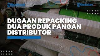 Satgas Pangan Kaltara Temukan Distributor Diduga Repacking Dua Produk Pangan di Kota Tarakan