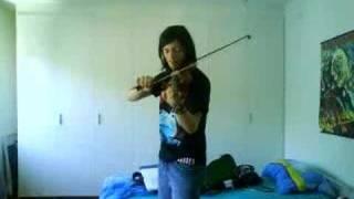 Metallica - One (Violin Cover)