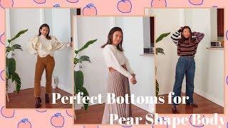 Surprisingly Perfect Bottoms For Pear Shape! Petite Peach