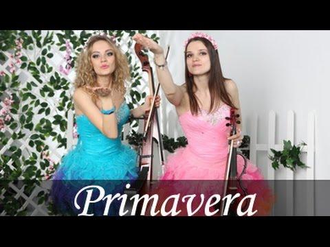Инструментальный дуэт Primavera - Shezgara
