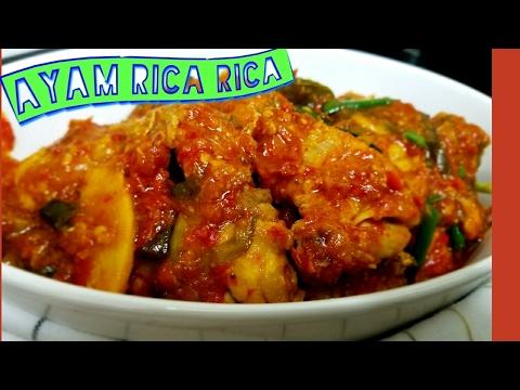 Video Resep Ayam Rica Rica