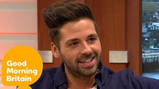 Ben Haenow On Working With Kelly Clarkson   Good Morning Britain