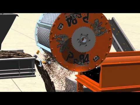 Eriez P-Rex84 Underflow Process