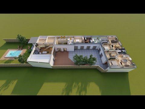 Video z << Prodej vily, 550 m2, Nebovidy >>