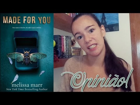OPINIÃO: Made For You de Melissa Marr