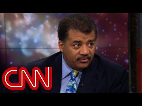 Neil deGrasse Tyson: UFO doesn't mean aliens