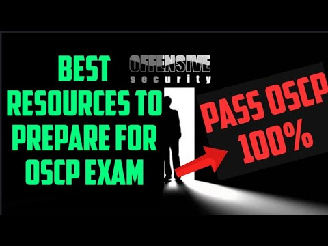 How To Prepare For OSCP Exam(Best Resources,Guide,Tips for ...