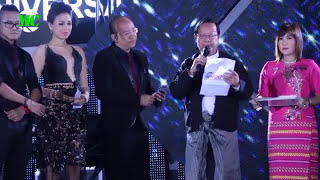 City FM 12th Anniversary Music Awards in Yangon