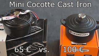 LE CREUSET vs. STAUB Mini Cocottes // Ultimate Review // UNBOXING & REVIEW