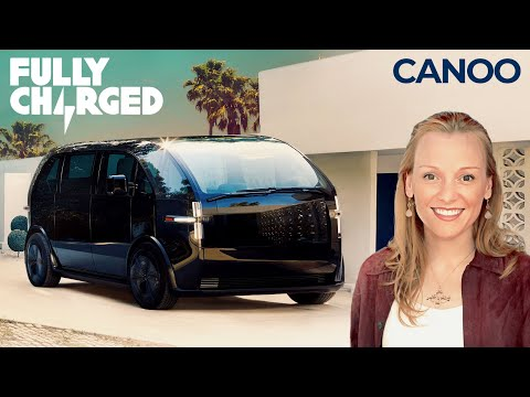Canoo – a subscription only electric car | Fully Charged