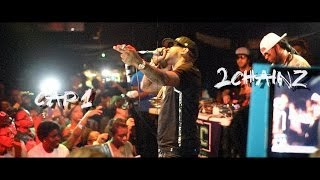 CAP.1 x 2 Chainz |Where You Been (Live) A3C | Dir. By @CanonGang