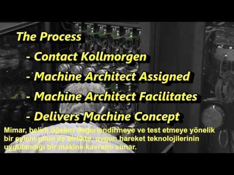 Machine Architect