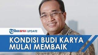 Menteri Perhubungan Budi Karya Sumadi Semakin Membaik, Sampaikan Terima Kasih Melalui Video