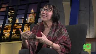 Arts et lettres, ICI Television RDV. avec Sonia Indelicato Roseval