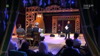 Monika Brodka  Varsovie -  w Talent Show KTCL Wojciecha Manna 2012