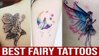 Top 50 Best Fairy Tattoos