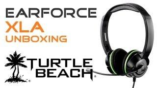 Turtle Beach Ear Force XLA - Unboxing & Review / DE