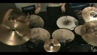 Arch Enemy - Silent Wars [DRUM COVER]